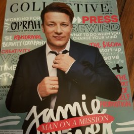 Jamie Collective magazine